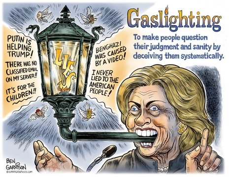 Narcissist: Gaslighting - Living in an Unreal and Altered World